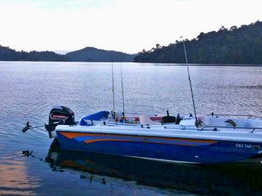 Royal Belom International Fishing, Gerik