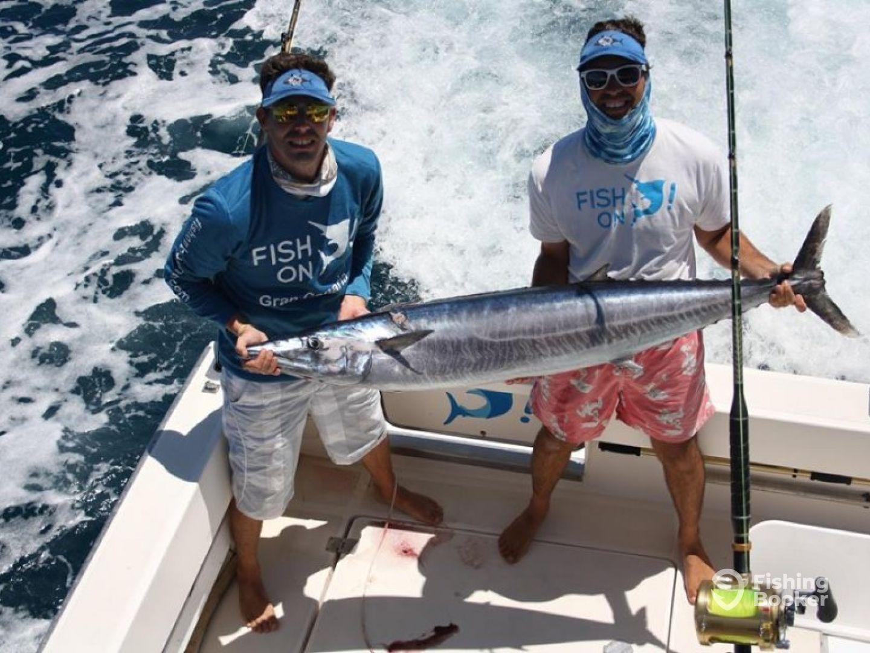 Fish On - 35' Cata Sportfisher