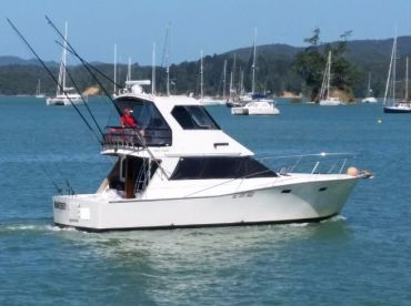 BayFish NZ Sportfishing Charters , Opua