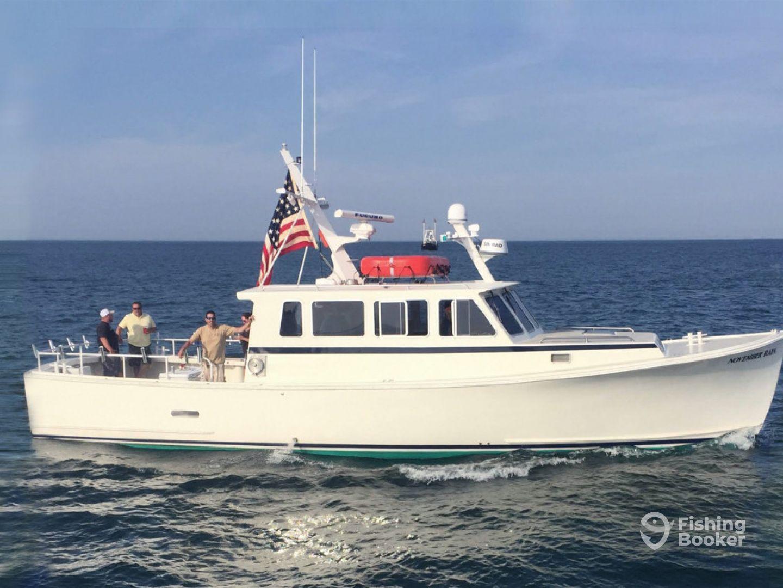 November rain charters montauk ny fishingbooker for Montauk fishing report