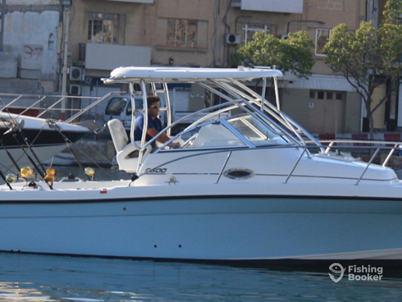 Malta Fishing Charters / Boat Trips
