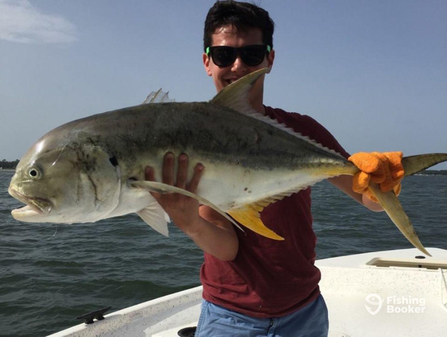 Angler management inshore fishing orange beach al for What is inshore fishing