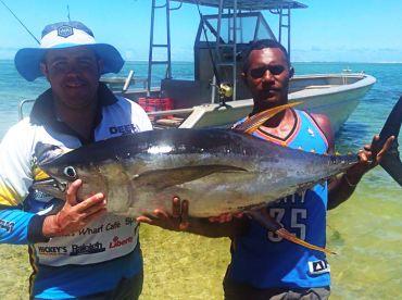 Ocean & Island Tours Fiji, Sigatoka