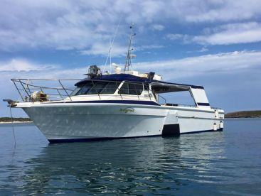 Keen As Fish, SA Fishing Charters