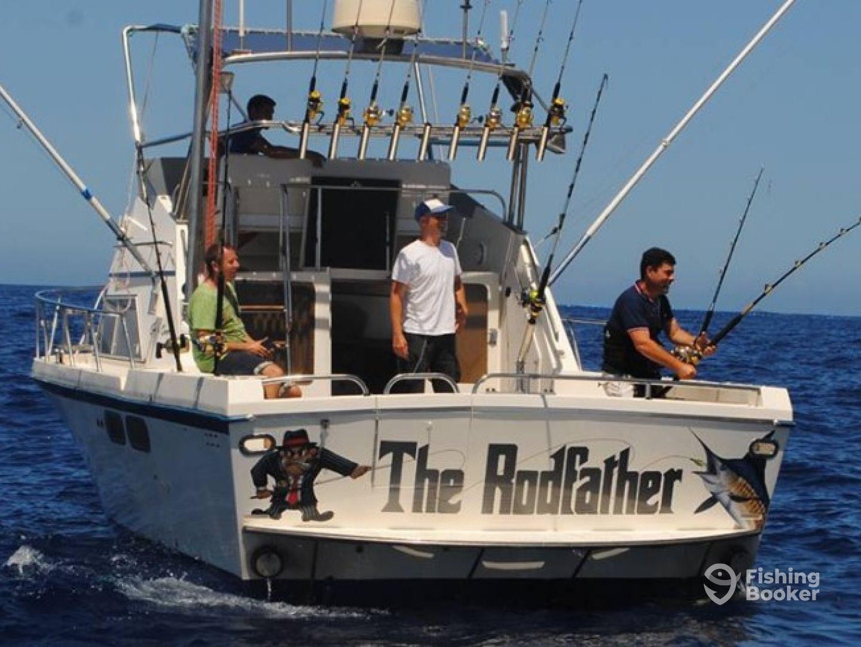 The Rodfather Tenerife Fishing