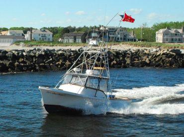 Maine Tuna Fishing