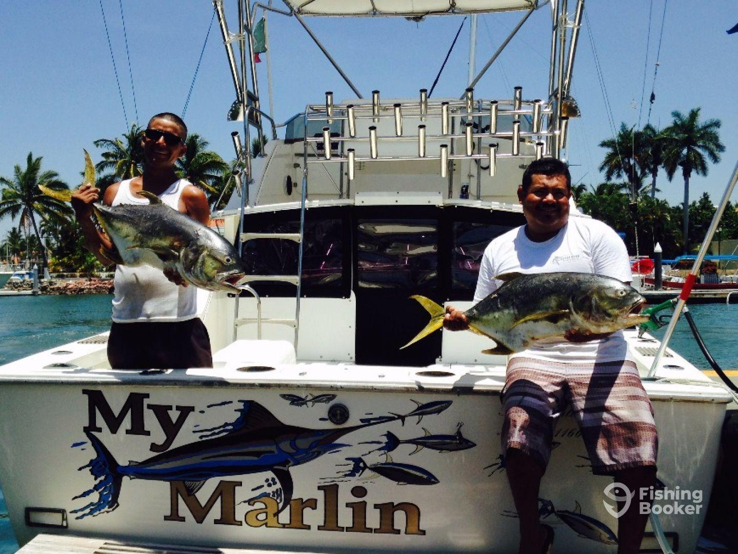 Inshore fishing Jack Crevalle