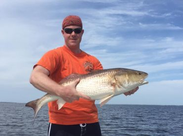 Somethin' Fishy Charters - Inshore, Carrabelle