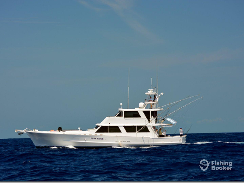 Easy rider sportfishing charters freeport tx for Freeport texas fishing charters