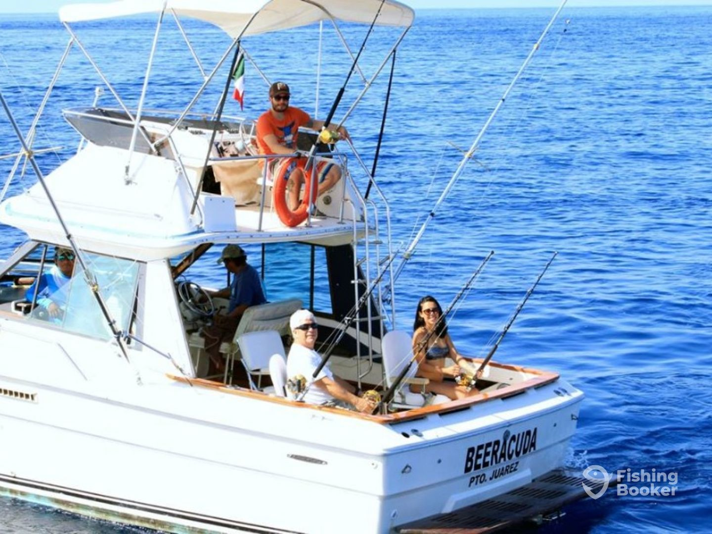 Captain ron s charters cozumel cozumel mexico for Cozumel fishing charters