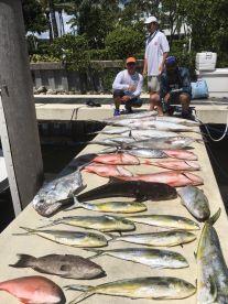 Great Bottom fishing trip