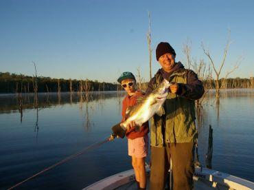 Lake Monduran Barra Charters