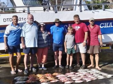 Sosume Fishing Charters, Shelly Beach