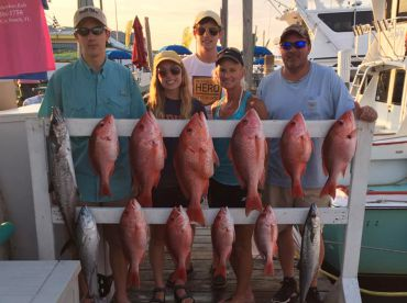Southern Hooker Fishing Charters