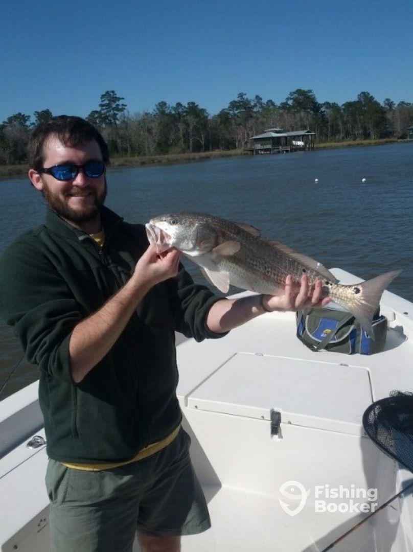 Mobile bay charters fairhope al fishingbooker for Mobile alabama fishing charters
