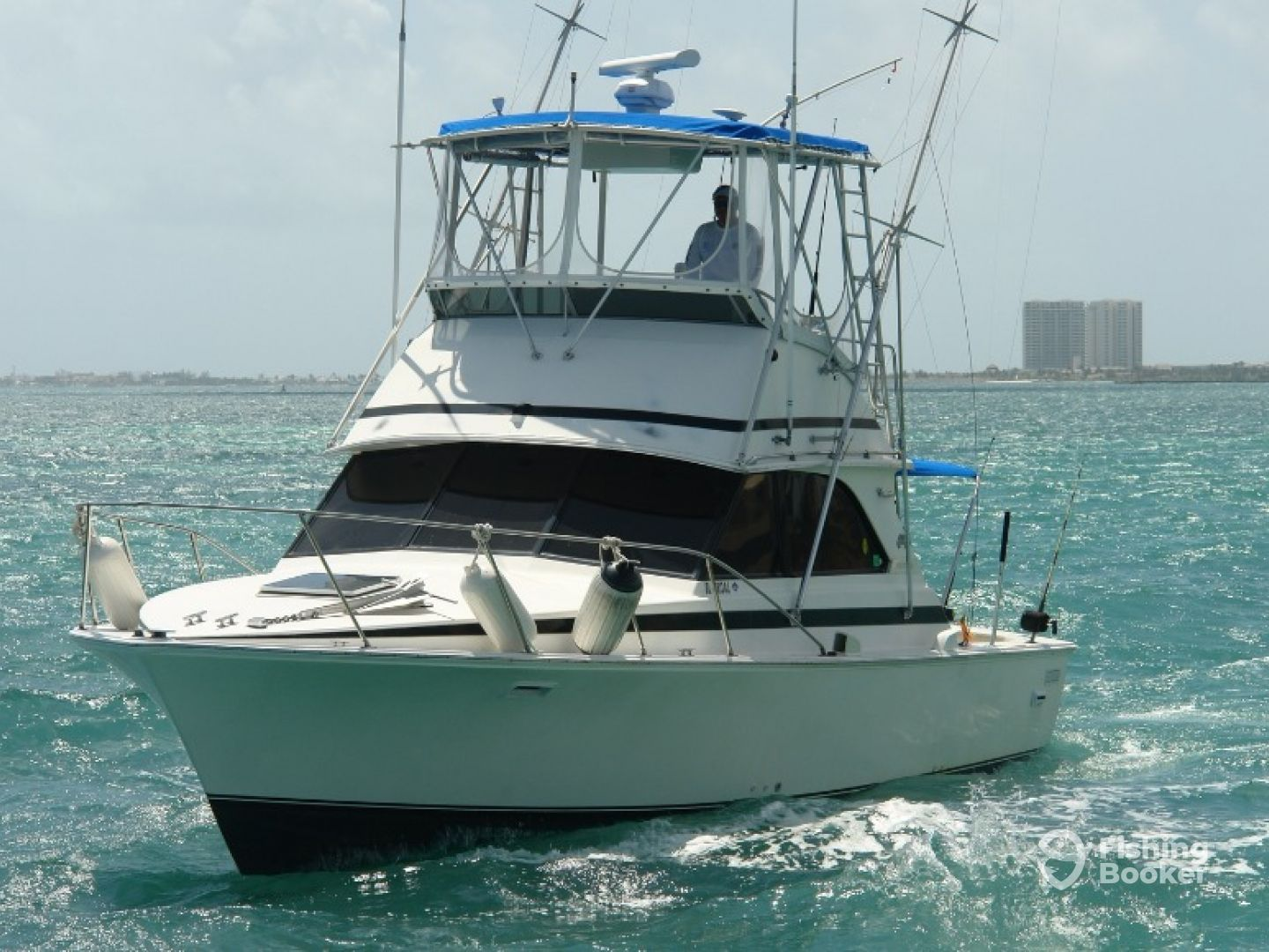 Fishing Cancún Charters