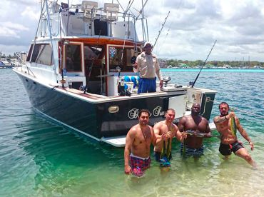Marine Services D.R., Boca Chica