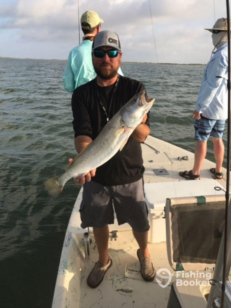Get wet fishing corpus christi corpus christi tx for Corpus christi fishing guides