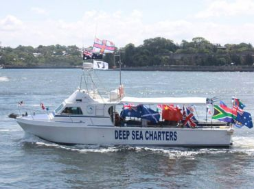 Reef Runner on Australia Day 2016