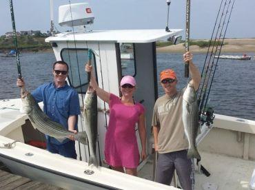 Avid Angler Charters, Orleans