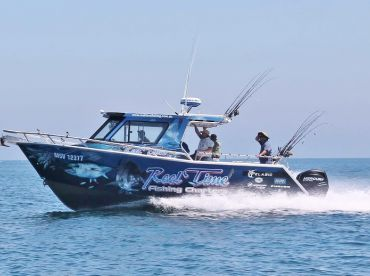 Reel Time Fishing Charters, Carrum