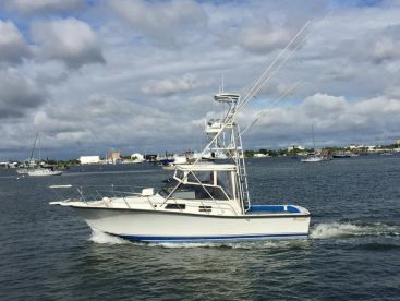 Tuna Wahoo Fishing Charters, Palm Beach Shores