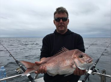 Reel Time Fishing Charters Jan to April Snapper, Yellow Tail King Fish, King George Whiting, Squid, Gummy Sharks Martha Cove Mornington Peninsula
