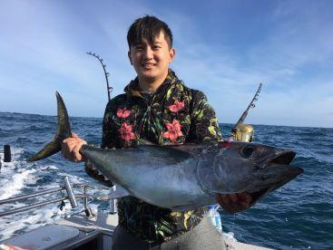 Portland SOuthern Blue Fin Tuna Charters 2016 Reel Time Fishing