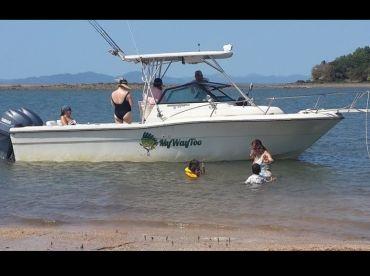 My Way Too Fishing Boat, Santiago De Veraguas