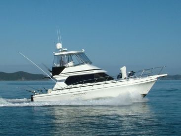 Grand Cru Fishing Charter - 42' Launch