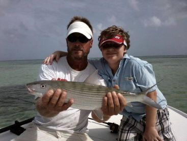 Key West Backwater Fishing