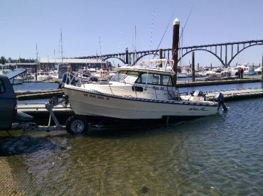 South Beach Boat Ramp