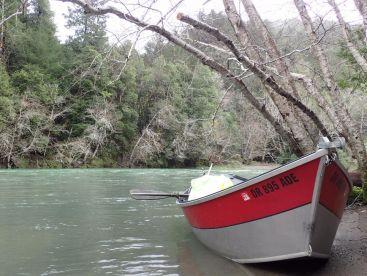 Willies Drift Boat