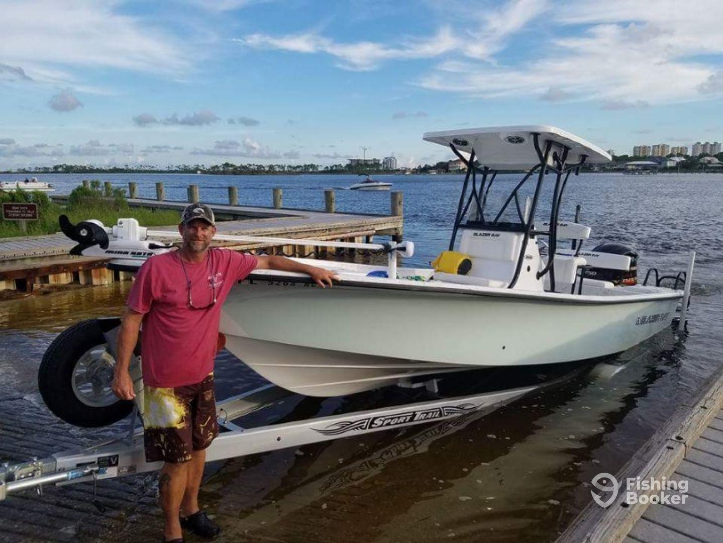 Emerald c fishing charters pensacola fl fishingbooker for Pensacola fl fishing charters