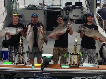 2013 King Of the Lake Champs 1st Place