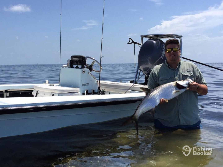 Off the hook fishing charters key largo fl fishingbooker for Off the hook fishing charters