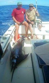 Blue Marlin on 9.12.17