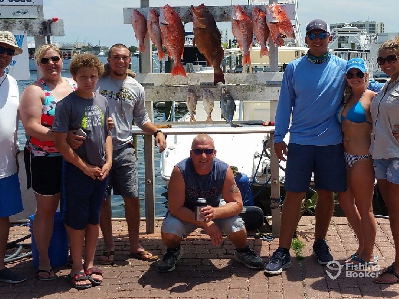 Been In It Charters Fort Walton Beach Fl Fishingbooker