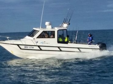 Magnet Fishing Charters - Portland