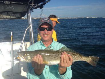 Rodbender Fishing Charters, Sarasota
