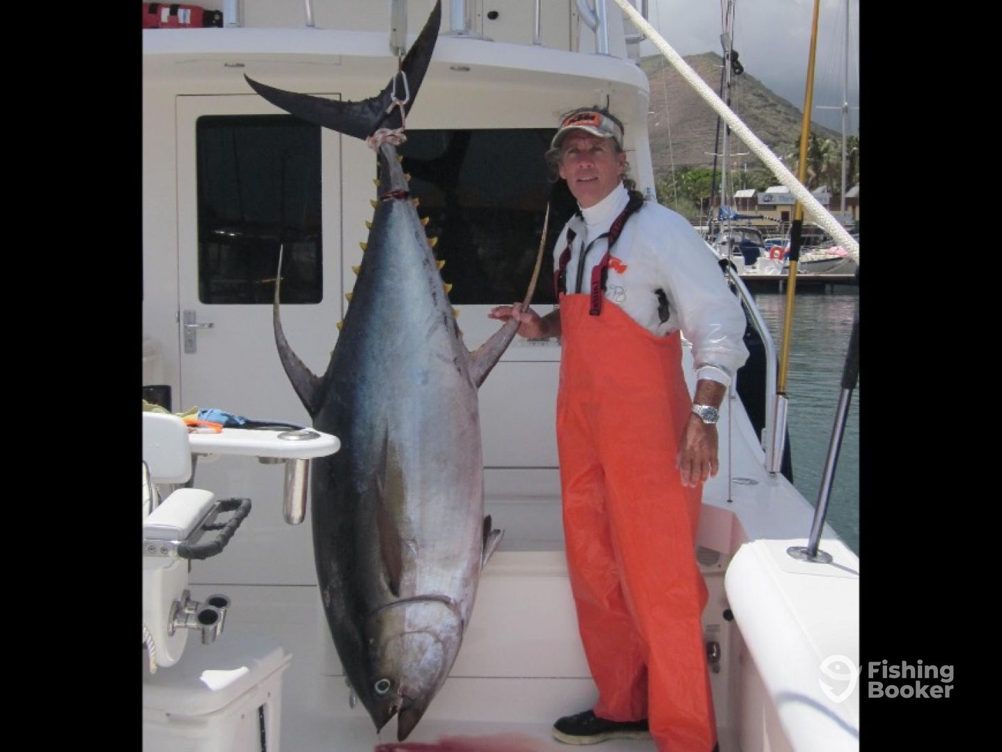 La gomera big game charters san sebasti n de la gomera for Sebastian fishing charters