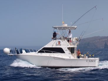 Our Cabo 35 Flybridge
