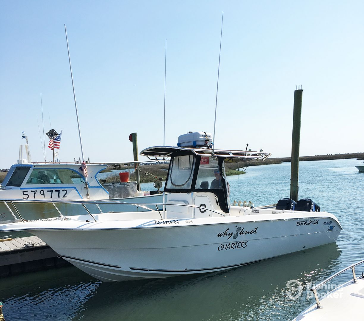 Why knot charters murrells inlet sc fishingbooker for Murrells inlet fishing charters