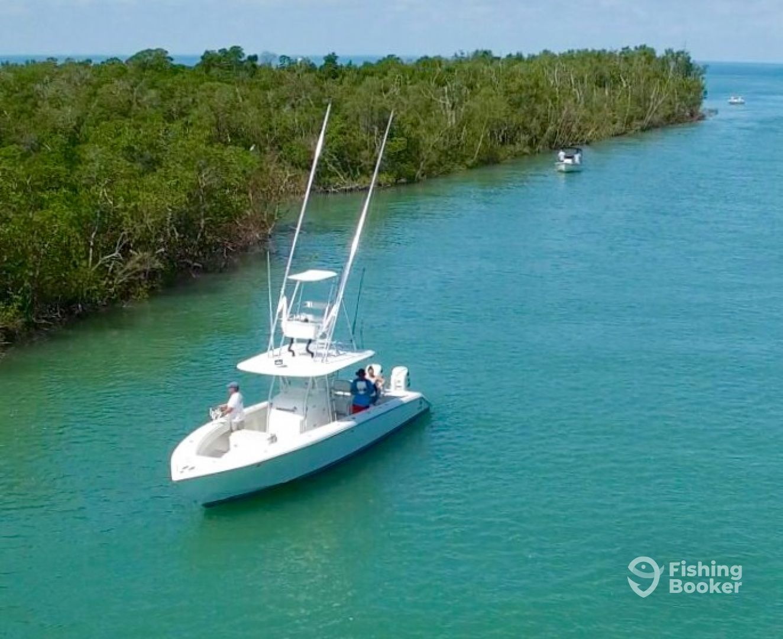 Adventurous fishing charters naples fl fishingbooker for Florida fishing charters