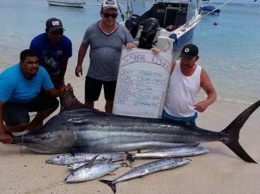 Spearfish Big Game Fishing