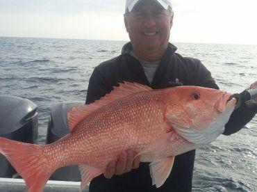 Fishhawk Charters - Contender