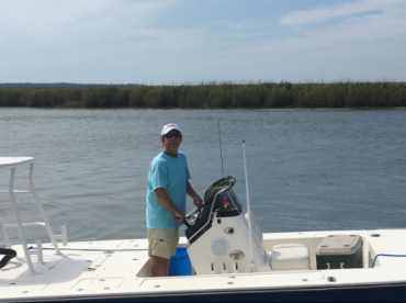 Keep 'R' Wet Fishing Charters, Tybee Island