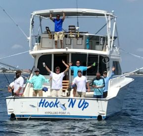 Hook'N Up Luxury Sportfishing