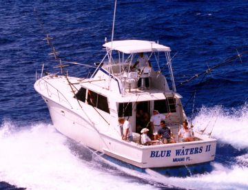 Blue Waters II Fishing Charters