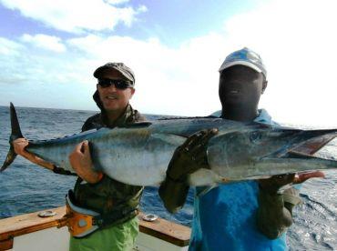 Fishing Center Cape Verde,  Big Wahoo